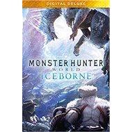 Monster Hunter World: Iceborne  Deluxe - PC DIGITAL - Hra na PC