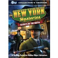 New York Mysteries: Secrets of the Mafia Collector's Edition - PC DIGITAL - Hra na PC