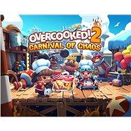Overcooked! 2 - Carnival of Chaos - PC DIGITAL - Herní doplněk