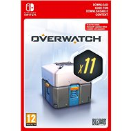 Overwatch 11 Loot Boxes - Nintendo Switch Digital