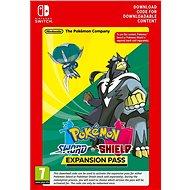 Pokémon Shield/Pokémon Sword Expansion Pass - Nintendo Switch Digital - Herní doplněk