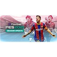 eFootball Pro Evolution Soccer 2021: Season Update - PC DIGITAL - Herní doplněk