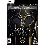Assassins Creed Odyssey Ultimate Edition - PC DIGITAL - Hra na PC