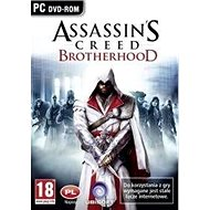 Assassin's Creed: Brotherhood Deluxe Edition - PC DIGITAL - Hra na PC