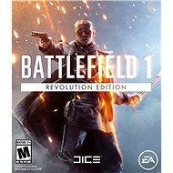 Hra na PC Battlefield 1: Revolution - PC DIGITAL