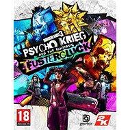 Borderlands 3: Psycho Krieg and the Fantastic Fustercluck - PC DIGITAL - Herní doplněk