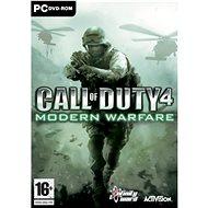 Call Of Duty 4: Modern Warfare - PC DIGITAL - Hra na PC