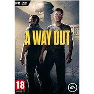 A Way Out - PC DIGITAL - Hra na PC