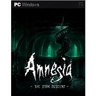 Amnesia: The Dark Descent - PC DIGITAL - Hra na PC