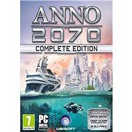 Anno 2070 Complete Edition - PC DIGITAL - Hra na PC