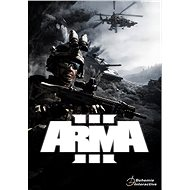 ArmA III Contact Edition - PC DIGITAL - Hra na PC
