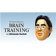 Dr Kawashima's Brain Training for Nintendo - Nintendo Switch Digital