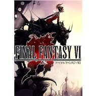 FINAL FANTASY VI - PC DIGITAL - Hra na PC