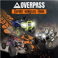 Overpass Expert Vehicles Pack - PC DIGITAL - Herní doplněk