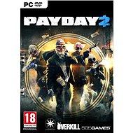 PayDay 2 - PC DIGITAL - Hra na PC