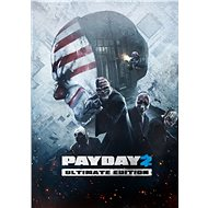 PayDay 2: Ultimate Edition - PC DIGITAL - Hra na PC