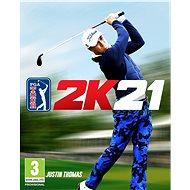 PGA TOUR 2K21 - PC DIGITAL - Hra na PC