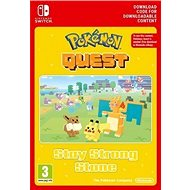 Pokémon Quest - Stay Strong Stone - Nintendo Switch Digital - Herní doplněk