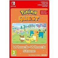Pokémon Quest - Whack-Whack Stone - Nintendo Switch Digital