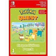 Pokémon Quest - Expedition Pack - Nintendo Switch Digital - Herní doplněk