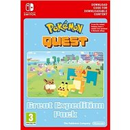 Pokémon Quest - Great Expedition Pack - Nintendo Switch Digital