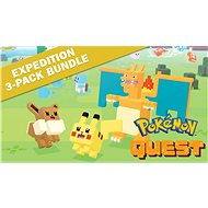 Pokémon Quest - Tripple Expedition Pack - Nintendo Switch Digital