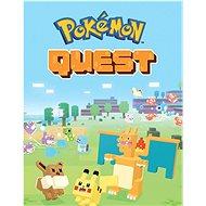 Pokémon Quest - Scattershot Stone - Nintendo Switch Digital