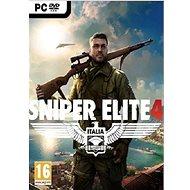 Sniper Elite 4 - PC DIGITAL - Hra na PC