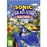 Hra na PC Sonic and SEGA All-Stars Racing - PC DIGITAL