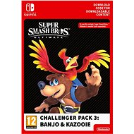 Super Smash Bros. Ultimate: Challenger Pack 3: Banjo & Kazooie (DLC) - Nintendo Switch Digital - Herní doplněk