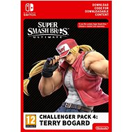 Super Smash Bros. Ultimate: Terry Bogard Challenger Pack 4 - Nintendo Switch Digital - Herní doplněk