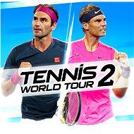 Tennis World Tour 2 - PC DIGITAL - Hra na PC