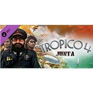 Tropico 4: Junta Military DLC - PC DIGITAL - Herní doplněk