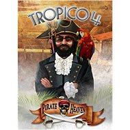 Tropico 4: Pirate Heaven DLC - PC DIGITAL - Herní doplněk