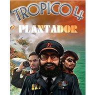 Tropico 4: Plantador DLC - PC DIGITAL - Herní doplněk