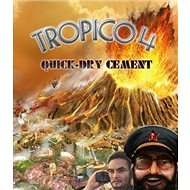 Tropico 4: Quick-dry Cement DLC - PC DIGITAL - Herní doplněk