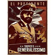 Tropico 5 - Generalissimo - PC DIGITAL - Herní doplněk