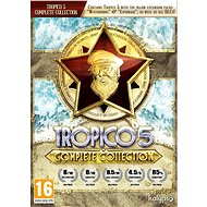 Tropico 5: Complete Collection - PC DIGITAL - Hra na PC