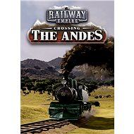 Railway Empire - Crossing the Andes - PC DIGITAL - Hra na PC