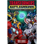 Transformers: Battlegrounds - Deluxe Edition - PC DIGITAL - Hra na PC