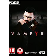 Vampyr - PC DIGITAL - Hra na PC