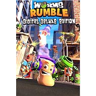 Worms Rumble - Deluxe Edition - PC DIGITAL