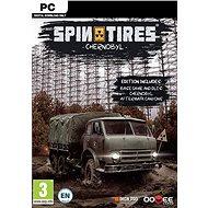 Spintires Chernobyl Bundle - PC DIGITAL - Hra na PC