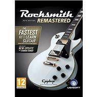 Rocksmith 2014 Edition - Remastered - PC DIGITAL - Hra na PC