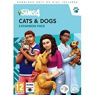 The Sims 4: Psi a kočky - PC DIGITAL - Herní doplněk