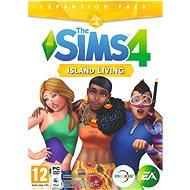 The Sims 4: Život na ostrově - PC DIGITAL - Herní doplněk