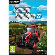 Hra na PC Farming Simulator 22 - PC DIGITAL