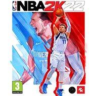 Hra na PC NBA 2K22 - PC DIGITAL