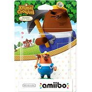 Amiibo Animal Crossing Resetti - Herní figurka
