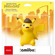 Amiibo Detective Pikachu - Herní figurky